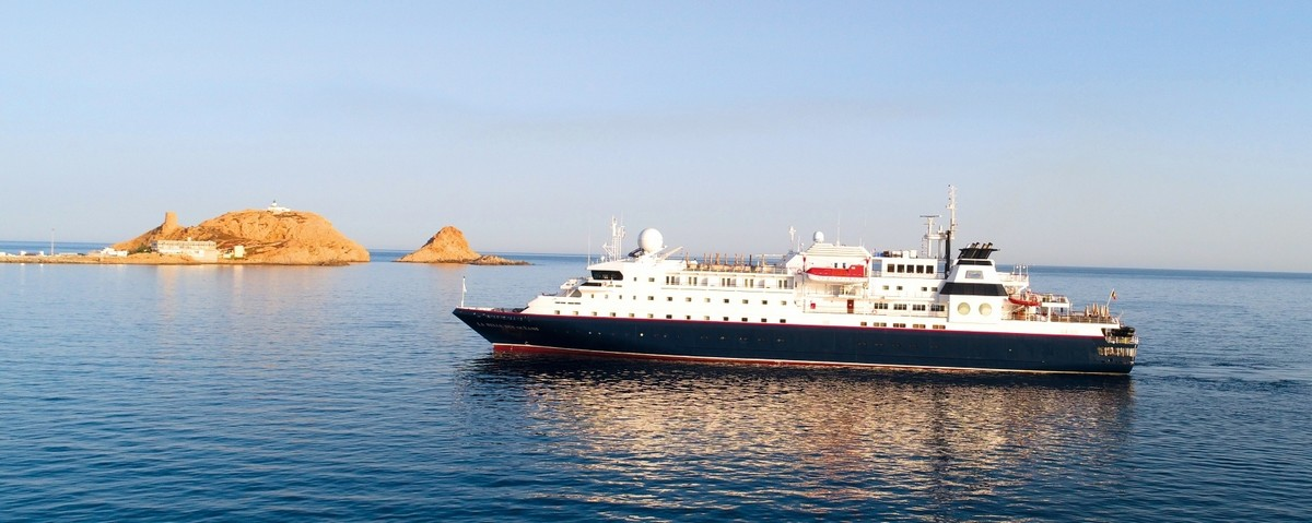 Tengeri hajóutak Croisi Europe - IBUSZ hajóutak